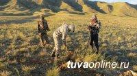 В Убсу-Нурской котловине состоялся экспедиционный выезд ученых и студентов ТувГУ