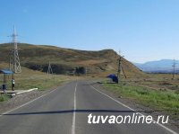 В Туве водитель врезался в автобусную остановку и погиб