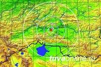 В Улуг-Хемском районе Тувы произошло землетрясение