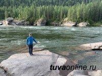 Утонувший в Туве 7-летний мальчик приехал в гости из Томской области