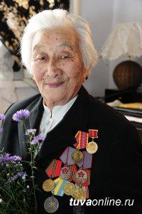 На 96-ом году жизни скончалась ветеран и человек труда  Зоя Папагаевна Аракчаа