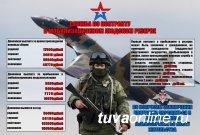 В Улуг-Хемском и Чаа-Хольском районах Тувы идет отбор граждан в мобилизационный людской резерв