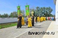Шолбан Кара-оол поздравил православных верующих Тувы с Днем Крещения Руси