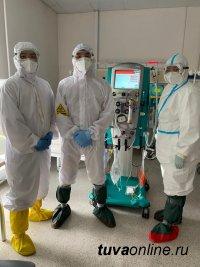 В Туве реаниматологи Ресбольницы №1 внедрили новый метод лечения