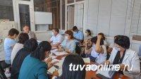 В Туве  начали работу пункты приема заявлений  о включении в список избирателей по месту нахождения