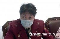 По общему количеству заболевших ковид с начала пандемии пропорционально численности населения Тува с 12 места поднялась на 10е
