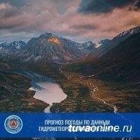 В Кызыле 21 августа дождь, возможна гроза