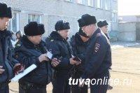 Шолбан Кара-оол поздравил сотрудников патрульно-постовой службы с профессиональным праздником