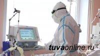 В Туве за сутки выявлено 68 новых больных Covid-19