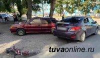 В Туве пьяная автоледи без прав сбила ребёнка