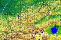 В Туве произошло землетрясение. Интенсивность сотрясений в эпицентре достигла 6,5 балла