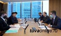 Денис Мантуров поддержал предложение Тувы о создании промышленного технопарка и агробиотехнопарка