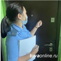 Судебным приставам вручены благодарственные письма Главного федерального инспектора в Туве