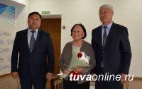 В Минздраве Тувы вручены государственные награды лучшим медработникам республики