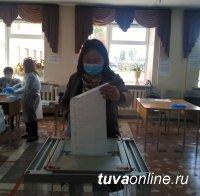 Избирательные комиссии Тувы  оснащены видеорегистраторами