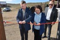 В рамках Года народных инициатив в Туве в сумоне Сесерлиг решили проблему с водоснабжением села