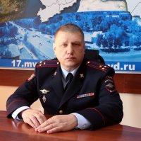Заместителем министра МВД Тувы назначен Алексей Кежватов