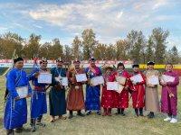 В стрельбе из лука на Наадыме лидерами стали представители самых отдаленных районов Тувы