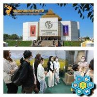 В рамках столетия ТНР учителям истории предлагается провести свои уроки в залах Национального музея Тувы
