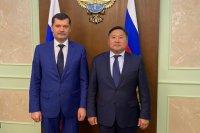 Рассматривается вопрос сертификации аэропорта Кызыл