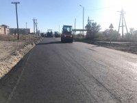 В Кызыле продолжается ремонт дорог