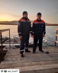 В Кызыле спасена еще одна девушка, спрыгнувшая с Коммунального моста