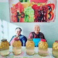 В Кызылском доме-интернате проходят кулинарные занятия «Бабушкина кухня»