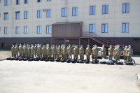 В ходе осеннего призыва Тува направит в войска более 600 человек