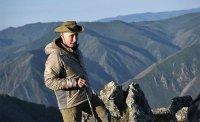Ростуризм разработает маршрут по местам отдыха Путина, среди которых Тува