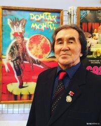 Исполняется 75 лет со дня рождения известного тувинского танцовщика Донгака Монгуша (1946-2019)