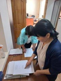 900 единиц хранения ликвидированного Народного банка Тувы сданы в архив