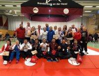 На Кубке Европы по сумо в Германии финал в весе до 115 кг был тувинским