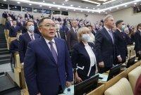 Шолбан Кара-оол избран вице-спикером Госдумы