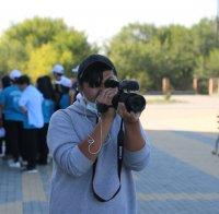 Студент ТувГУ вошел в состав Молодежного медиацентра при Минобрнауки России