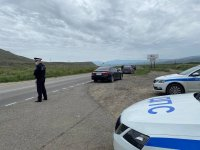 В Туве не оплативший вовремя штрафы за нарушения ПДД водитель получил сутки ареста