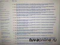 В новой структуре правительства Тувы 26 органов исполнительной власти
