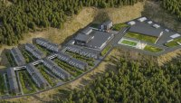 Голевская ГРК построит новый поселок вахтовиков в Туве