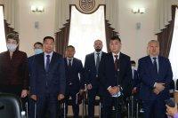 Верховный Хурал Тувы одобрил назначение шести вице-премьеров и министра финансов