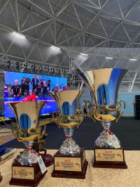 В соревнованиях на Кубок министра обороны победила сборная 41-й армии, костяк которой составили тувинские борцы